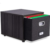 BirdRock Home Rolling File Cabinet picks