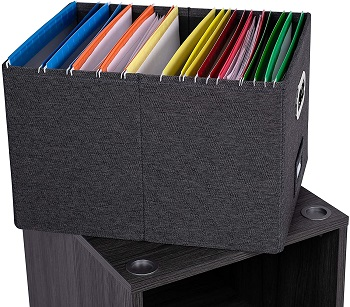 BirdRock Home Rolling File Cabinet review