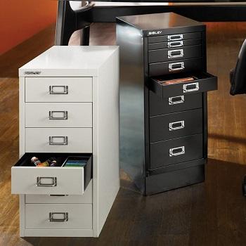 Bisley 8 Drawer Steel Under-Desk review