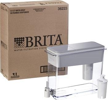 Brita Standard Water Dispenser Review
