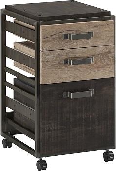 Bush Furniture 3 Drawer Mobile