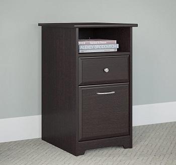 Bush Furniture Cabot 2 Drawer