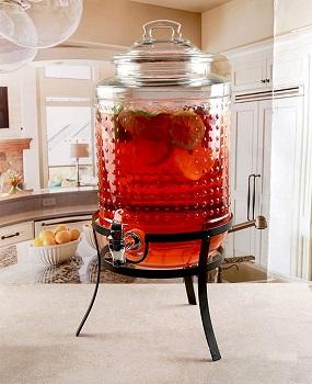 Circleware Beverage Dispenser Review