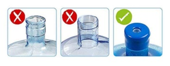 Correare Water Bottle Pump Review