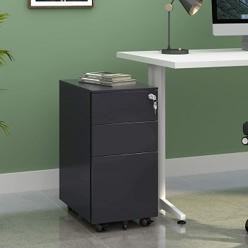 DEVAISE 3 Drawer Vertical review
