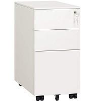 DEVAISE Slim File Cabinet with picks