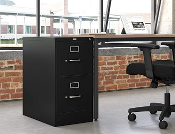 HON Two-Drawer Filing Cabinet review