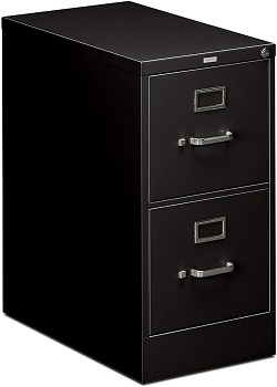 HON Two-Drawer Filing Cabinet