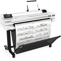 HP DesignJet T530 Summary