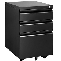 INVIE 3 Drawer File Cabinet picks