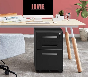 INVIE 3 Drawer File review