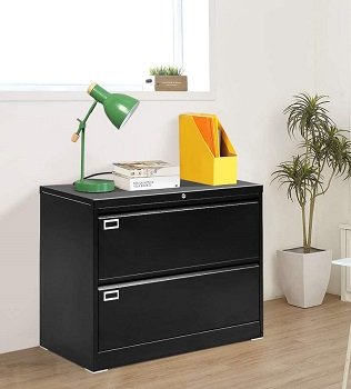 Invie file cabinet review