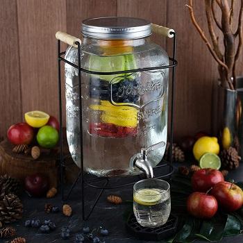 KitchentoolzGlass Beverage Dispenser Review