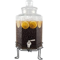 Redfern Glass Beverage Dispenser Picks