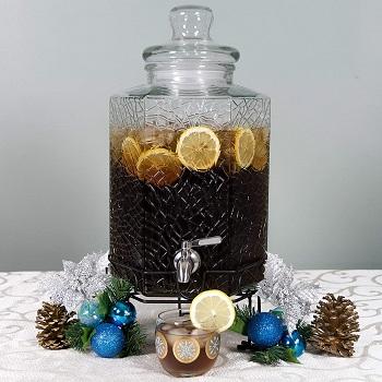 Redfern Glass Beverage Dispenser Review
