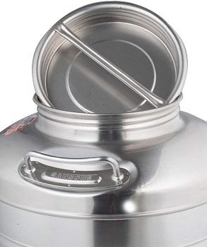 Sansone Stainless Steel Water Dispenser Review