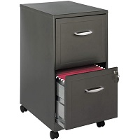 Space Solutions 18 2 Drawer picks