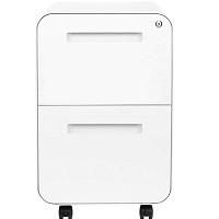 Stockpile 2-Drawer Modern Mobile picks