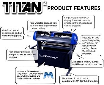 USCutter Titan