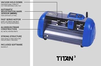Uscutter Titan 15 Model