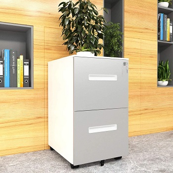 YITAHOME 2-Drawer review