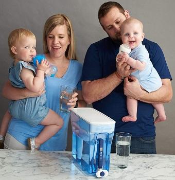 ZeroWater Water Dispenser Review