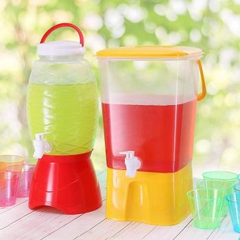 Zilpoo Plastic Beverage Dispenser Review