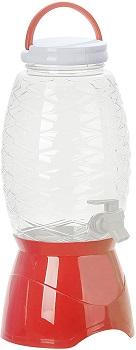 Zilpoo Plastic Beverage Dispenser