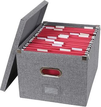 ATBAY File Storage Box review