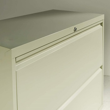 Alera 36 by 19-14 by 29-Inch 2-Drawer review