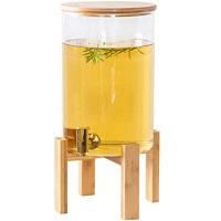 Aprilhp Glass Drink Dispenser Picks