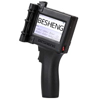 Besheng Portable Handheld Inkjet Printer Summary