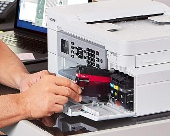 Brother MCF-J805DW Tank Inkjet Printer Review