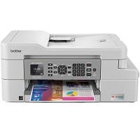 Brother MCF-J805DW Tank Inkjet Printer Summary