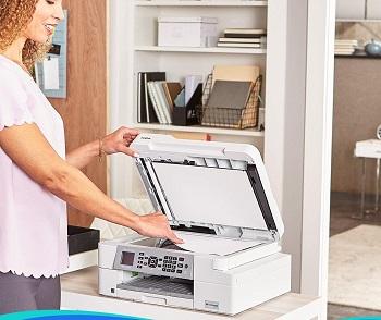 Brother MCF-J805DW Tank Inkjet Printer
