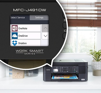 Brother MFC-J481DW Printer