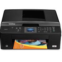 Brother MFCJ425W Inkjet Printer Summary