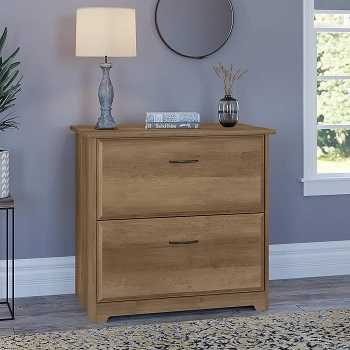 Bush Furniture Cabot Lateral review