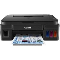 Canon G3200 Refillable Inkjet Printer Summary