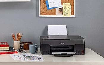 Canon G3260 Inkjet Printer Review
