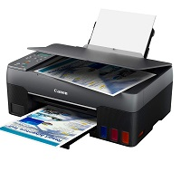 Canon G3260 Inkjet Printer Summary