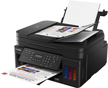 Canon G7020 Multifunctional Printer Review