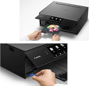 Canon MX922 PVC Card Printer Review