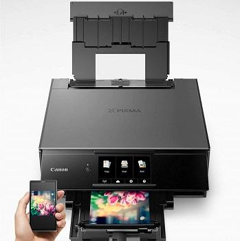 Canon MX922 PVC Card Printer