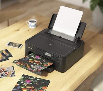 Canon Pixma TS702 Inkjet Printer Review
