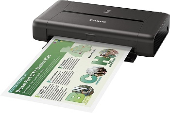 Canon Pixma iP110 Inkjet Printer Review