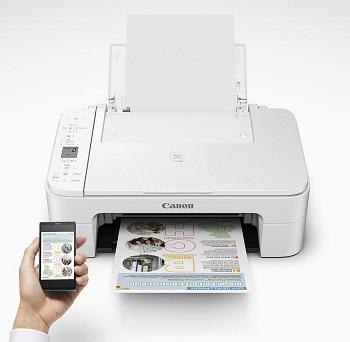 Canon TS3322 Printer