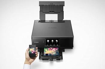 Canon TS9120 Inkjet Printer Review
