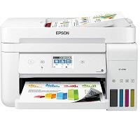 Epson ET-4760 Refillable Inkjet Printer Summary