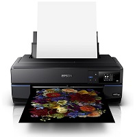 Epson P800 Inkjet Printer Summary